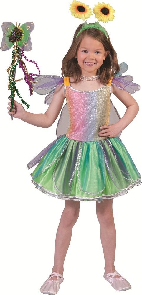 schmetterling kostüm selina für kinder  märchen